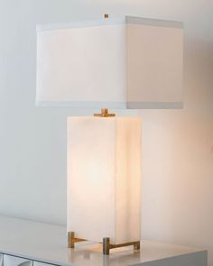 Alabaster+Block+Table+Lamp+by+John-Richard+Collection+at+Horchow.