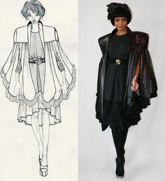 Sheena Goes Lady Gaga in Raffaele Ascione at Uniform Project Fete : TreeHugger