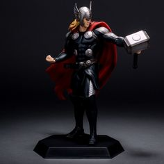 26.19$  Know more  - 23cm Superhero Marvel Avengers Thor Action Toy Figures Brinquedos Classic Toy Collectible Model Toy