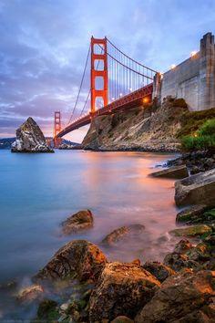 Golden Gate Bridge, Vista Point, #SanFrancisco