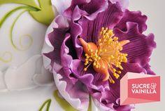 Receta de pasta de goma para modelado de flores y figuras