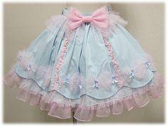 angelic pretty Candy Fairyスカート