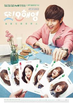 Another Miss Oh-2016 Korean drama. Kind of ridiculous how the mood changes so fast half way though the drama.