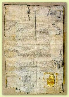 Achtiname of Muhammad