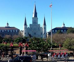 New Orleans: Sightseeing guide Usa Travel, Louisiana, Barcelona Cathedral, New Orleans, United States, Lost, History, Building, Places