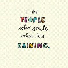 Raining ♥
