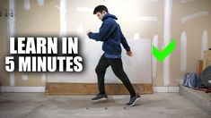 Learn How to Shuffle - In Only 5 Minutes - for Beginners - from CVDJSweddingevents Hip Hop Dance Moves, Cool Dance Moves, Easy Dance, Dance Tips, Dance Lessons, Dance Workout Videos, Dance Music Videos, Dance Choreography Videos, Dance Exercise