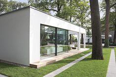 Weberhaus bungalow detail