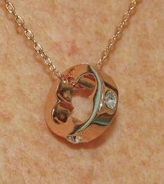 aaf40e30d Cate & Chloe Malinda 18k Rose Gold Swarovski Pendant, Heart, Necklace,  Crystal Necklace, Ring Necklace, Shamrock Necklace, Chain Necklace, Jewelry  for Women ...