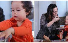 Fabiola Cidral ensina uma receita prática de liquidificador que é sucesso garantido na hora do lanche.
