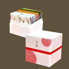 山壽杉本商店 お祝のし付 箱入 茶ひと揃え10種 ¥1,944