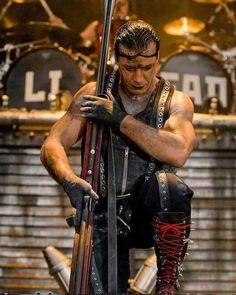 TILL LINDEMANN of RAMMSTEIN, live on stage . HEAVY METAL T-SHIRTS and METALHEAD COMMUNITY BLOG. The World's No:1 Online Heavy Metal T-Shirt Store & Metal Music Blog. Check out our Metalhead Clothing and Apparel Store, Satanic Fashion and Black Metal T-Shirt Stores; https://heavymetaltshirts.net/