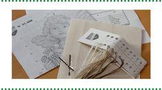 Cross Stitch Tutorial, Tutorials, Seed Stitch, Embroidery, Threading, Templates, Teaching