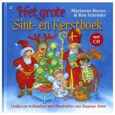 Het Grote Sint- En Kerstboek   Cd