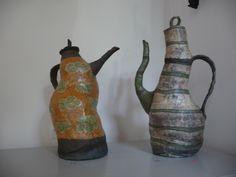 dancing pots, aigina