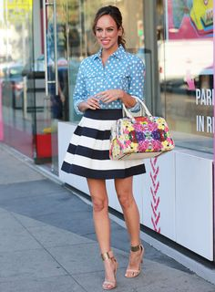 B is for Button-Downs - Sydne Style - Spring Mix #strendguide