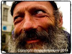 My Name Is Friend. ;-)  By steve Merrick AKA stevesevilempire