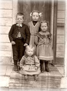 Primarily Primitives by abigailes_mommy: More Sweet Vintage Children Images