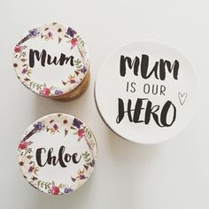 Personalised Hooks - perfect for Mother's Day