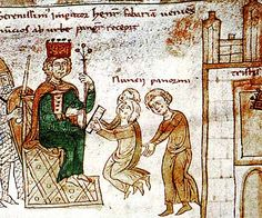 Following the death of Henry V (r. 1106-25), the last of the Salian kings, the dukes refused to elect his nephew because they feared that he might restore royal power. Instead, they elected a noble connected to the Saxon noble family Welf (often written as Guelf). This choice inflamed the Hohenstaufen family of Swabia, which also had a claim to the throne. Although a Hohenstaufen became king in 1138, the dynastic feud with the Welfs continued. The feud became international in nature when the