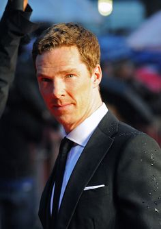 "Benedict Cumberbatch at ""The Imitation Game"" - Opening Night Gala"
