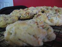 TooGoodNotToEat cookies.  Chocolate, Peanut butter, pretzel, sea salt.  Originally posted here http://sugarcooking.blogspot.com/2010/07/pretzel-cookies-with-chocolate-peanut.html