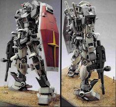 mg Gundam Ez8 custom build - Google Search
