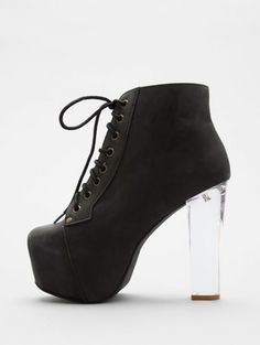 Since I can't find the original Lita's anywhere, I can totally settle for these. #jeffreycampbell