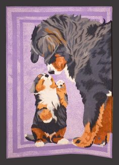 """Itty Bitty Puppy Paw"" by Silvia Dell'Aere, Italy. 2015 Festival of Quilts (Birmingham, UK)."