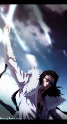 Coyote Starrk - Bleach |Color| by Airest27.deviantart.com on @DeviantArt