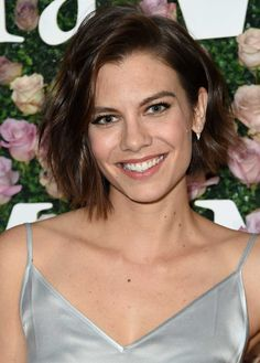 Lauren Cohan - 2017 Women In Film Max Mara Face of the Future Awards on June 12
