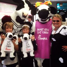 Haha cow suit time boo =p Cow Appreciation Day, Backstage, Mickey Mouse, Haha, Disney Characters, Fictional Characters, Suit, Random, Ha Ha