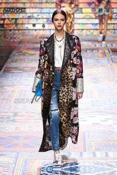 Fashion 2020, Fashion News, High Fashion, Fashion Show, Fashion Looks, Fashion Design, Fashion Trends, Dolce & Gabbana, Moda Fashion