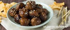 Perfect oosters recept voor een borrelhapje of voor bij de rijsttafel
