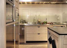 Køkken i ahorn - Køkken inspiration - Hansen Kitchen