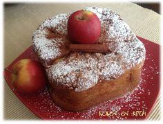 Koken en Kitch: Appelcake met kaneel*