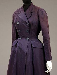 'New Look' coat 1947 Dior