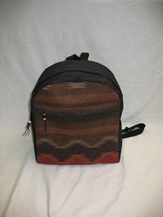 Southwest Backpack by SheSewsSoFine on Etsy, $125.00