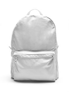 IDEAL Leather Backpack. #AmericanApparel
