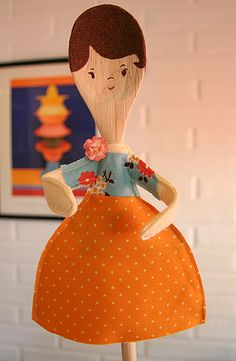 spoon puppet | Flickr - Photo Sharing!