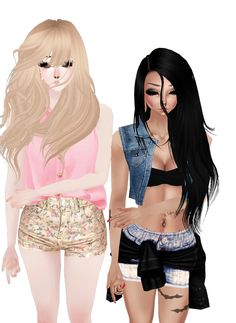 Captured Inside IMVU - Join the Fun!rrrrrrr