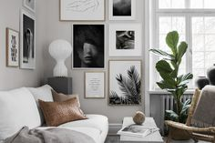 5 Reasons why Black and White abstract art is dreamy for your home (Daily Dream Decor) - Home Decoration Ideas Decoration Design, Decor Interior Design, Room Interior, Interior Decorating, Interior Ideas, Interior Doors, Interior Styling, Cozy Living Rooms, Apartment Living