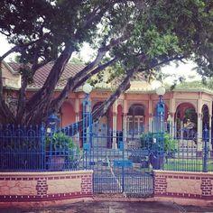 Casa Roman Barrio Manga  #tradicioncartagenera