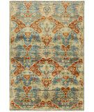 2x3 area rug $297  4x6 1200.  RugStudio presents Surya Antolya Ant-9712 Teal Hand-Knotted, Best Quality Area Rug