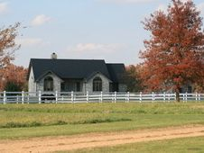 Custom Home and 50 Acres for sale in Springfield, Missouri USA.