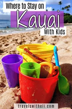 Where to stay on the island of Kauai, Hawaii with kids - Each side of the island of Kauai is so different. Find the area best for your Hawaii family beach vacation. #hawaii #kauai #familyvacation #beachvacation #beach #travelswitheli Hawaii Vacation Tips, Hawaii Travel, Kauai Hawaii, Beach Vacations, Travel With Kids, Family Travel, Family Destinations, Hawaiian Islands, Photos