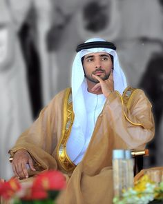 Mr 'Handsome Arabic Prince'