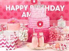 #Pink party supplies #birthdayexpress