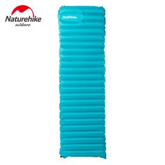 Cheap inflatable camping mat, Buy Quality camping mat directly from China mattress outdoor Suppliers: Naturehike Manually Inflatable Camping Mat Ultralight Breathable Damp-proof Air Mattress Outdoor Tent Bed Pad
