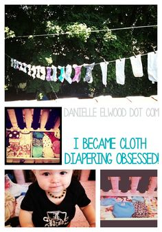 When All Else Fails, Don't Give Up: My Cloth Diapering Tale